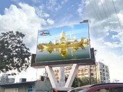 P 6 MM Outdoor Advertising LED Display