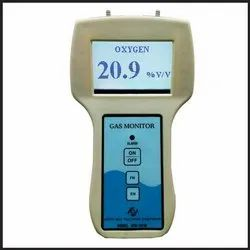 Portable Oxygen Gas Analyser