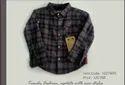 Cotton Regular Wear 1027wfs Kids Shirt