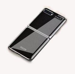 Oled Black Samsung Galaxy Z Flip Cover, Model Name/Number: Sumsung, Screen Size: 6.7 Inches