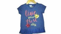 Girls Kids T Shirt