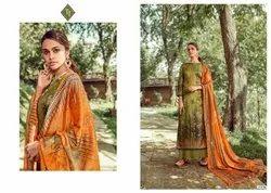 Tanishk Fashion Suven Pure Modal Satin Digital Print With Work Latest Dress Materials