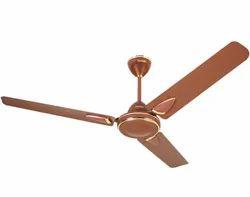 Usha White 1200 mm Ceiling Fan, Fan Speed: 380 Rpm