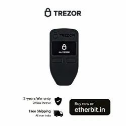 Trezor One - Bitcoin & Cryptocurrency Hardware Wallet