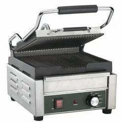 Sahelee Ss, Cast Iron Sandwich Griller, For Commercial
