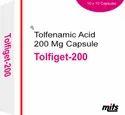 Tolfenamic Acid 200 Mg Capsules