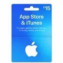 iTunes UK 15 UK Gift Card