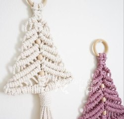 Macrame New Design Christmas Ornaments