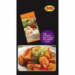 Vegetarian Hokkaido Ball, Packaging Type: Packet