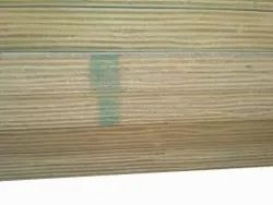 Poplar Brown Hardwood Wooden Plywood, Thickness: 4mm, Size: 7x4 Ft