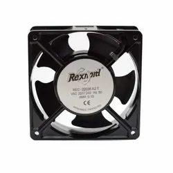 Black Rexnord Cooling Fan, Model Name/Number: Rec-22038 A2 T, 220-240 V