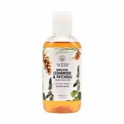 Vedi Himalayan Cedarwood & Patchouli Liquid Castile Soap (200ml)