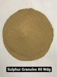 Sulphur Granules (80 Wdg)