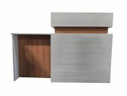 Wooden Reception Desk Service