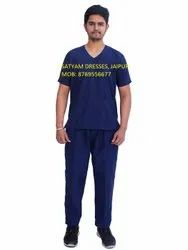 Male Doctor Scrub Suite