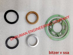 Bitzer V (Open Type) Shaft Seal Assembly