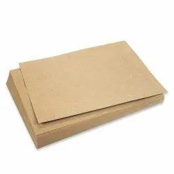 Rectangular Brown Kraft Paper, Packaging Type: Packet, 130 Gsm