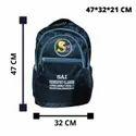 Flyten Polyester School Backpack Bag