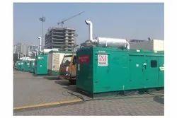 Industrial Diesel Generators Rental Services