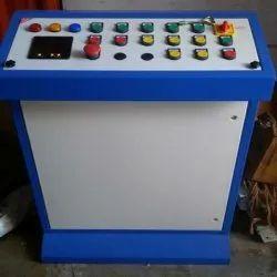 Automatic Fly Ash Brick Machine Control Panel