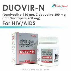 Cipla Duovir Tablet