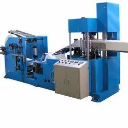 Fully Automatic Double Printing Paper Napkin Making Machine