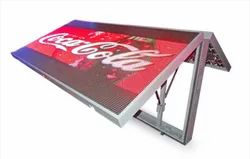 P4 Double sided Indoor LED Screen
