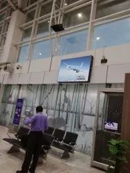 Indoor Led Display For Airport