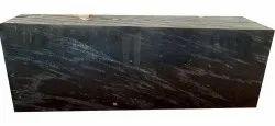 Black Polished Floor Granite, For Flooring, Thickness: 15-20 mm