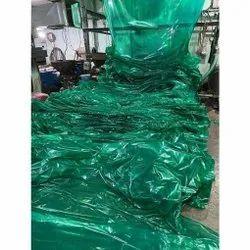 Green Plastic Tirpal