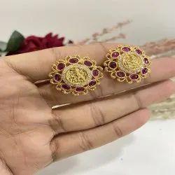 18 K Temple Jewellery Tops