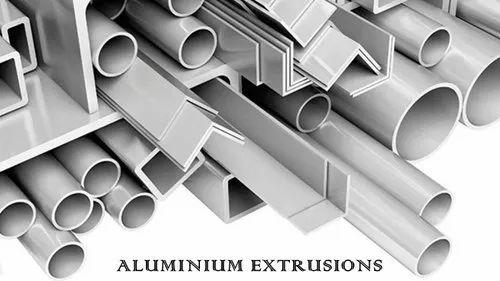Aluminium Section Pipe