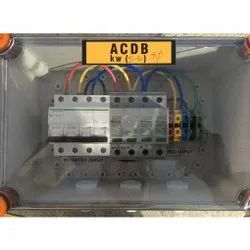 Solar ACDB Three Pahse Box