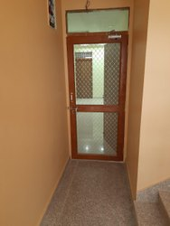 Residential Building Epoxy/Wooden Granite Flooring Services, For Indoor, Waterproof