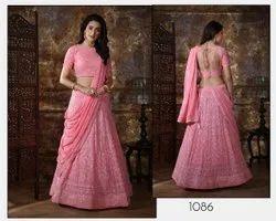 Bridesmaid Vol 2 By Khushboo Georgette Silk Party Wear Lehenga Choli