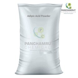 Adipic Acid Powder, Packaging Type: Hdpe Bag, Packaging Size: 25 Kg