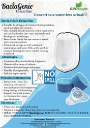 Bacta Genie Urinal Bar