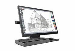 i7 Lenovo Commercial Desktop, Windows 10 Home (64-bit), Model Name/Number: X1 Yoga G2