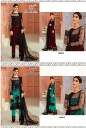 Leranath Fashion Pakistani Heavy Net Ladies Wear Suit
