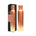 Divian Shinning Round Pure Copper Bottle