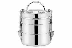 8G8A1867 Stainless Steel Clip Tiffin