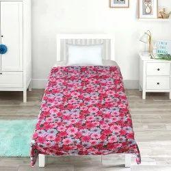 Floral Printed Dohar Blanket
