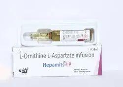 L-Ornithine L Aspartate Infusion