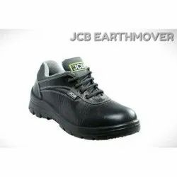 JCB Earthmover Leather Safety / Industrial Shoes