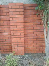 Front Elevation Bricks