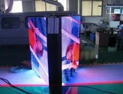 P 3 Double Sided Indoor LED Display