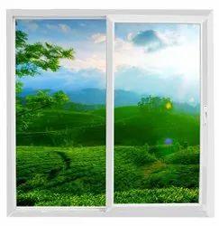 Lesso 8x8 Feet UPVC Sliding Window