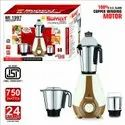 Sumeet Mixer Grinder, For Wet & Dry Grinding, 750w