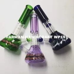 New Design COLOR TUBE WATER SMOKING PIPES