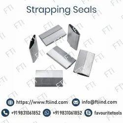 Galvanized Steel Strap Seals
